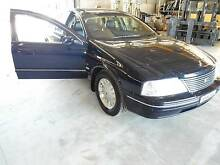 1999 Ford Fairmont Sedan North Albury Albury Area Preview