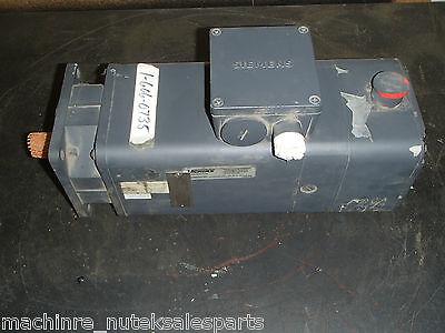 Siemens Cincinnati Permanent Magnet Motor 1ft5074-0ac01-z Tach 1fu1050-6jcno Z
