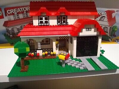 LEGO Creator House (4956) 100% Complete with Instructions!!!