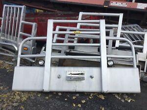 2012   MOOSE BUMPER FOR PETERBILT 389