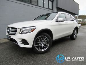 2017 Mercedes-Benz GLC-Class AWD! LIKE NEW! Easy Approvals!