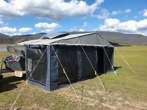 Mountain Trail 2016 EDX Camper Trailer