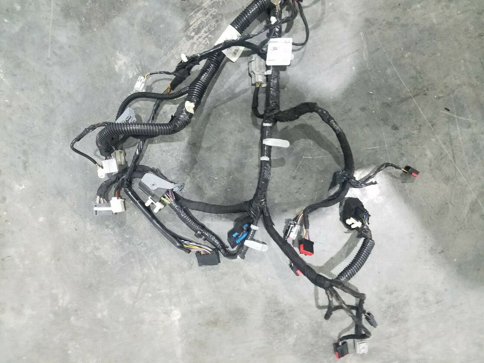 2013 Ford Mustang Svt Shelby Gt500 Dash Wiring Harness
