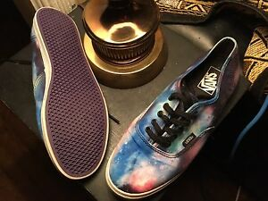 Vans shoes size 8.5 men's & size 10 woman's