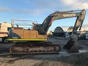2006 & 2007 Volvo EC240CL Steel Tracked Excavator Bibra Lake Cockburn Area Preview