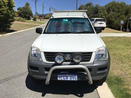 2006 Holden Rodeo RA MY06 LX Padbury Joondalup Area Preview