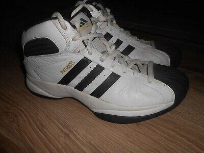 Adidas Pro Model Superstar Gr 41 1/3 UK 7,5 Basketballschuhe 809859 Torsion 2005