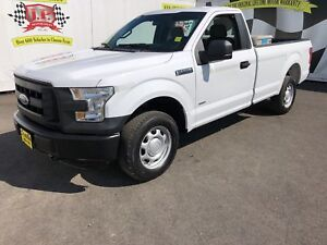 2016 Ford F-150 XL, Regular Cab, Back Up Camera, 4x4, 81,000km