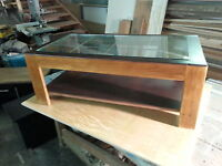 40s cottage window coffee table