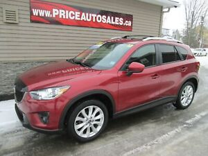 2013 Mazda CX-5 GT - HEATED LEATHER - SUNROOF - BOSE SOUND!!!