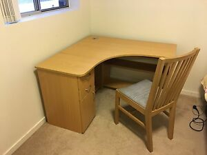 Free table, chair and bed Carlton Kogarah Area Preview