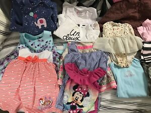 Girl Toddler clothes 18-24 months
