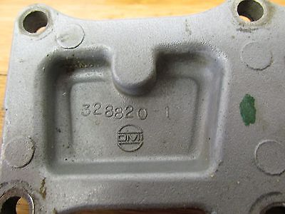 Evinrude Johnson 9.9 or 15 HP By Pass Cover 0328820 328820