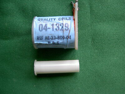NEW. BALLY / WILLIAMS COIL WITH DIODE AND INSERT PART No AE-23-800-04 OR 04-1329
