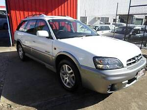 2002 Subaru Outback Wagon Ipswich Ipswich City Preview