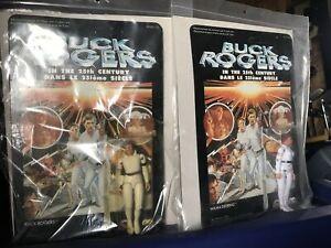 1979 Buck Rogers Figures. MOC