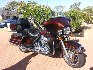 Harley Davidson Ultra Classic Ashby Wanneroo Area Preview