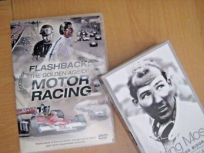 "MOTOR RACING       DVD  ""FLASHBACK"""