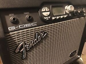 Fender GDEC AMP Tons of features