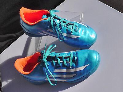 big Kid Moderate Price Tireless Adidas Performance F10 Indoor Soccer Shoe