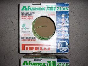 ROLLO-150MTS-CABLE-ELECTRICO-2-5mm-FLEXIBLE-TIERRA-Amarillo-Verde