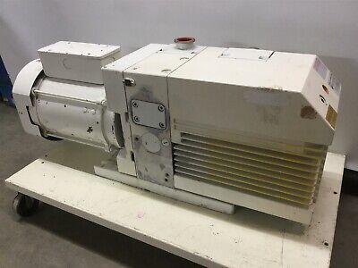 Leybold D65bcs Dual-stage Rotary Vane Vacuum Pump Wge 3hp 208-230416-460vac 3