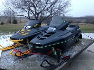1996 Arctic Cat EXT