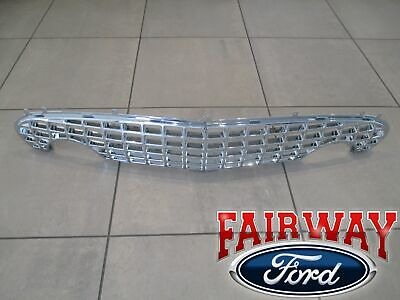 02 thru 05 Thunderbird OEM Genuine Ford Chrome Grille Assembly - NEW