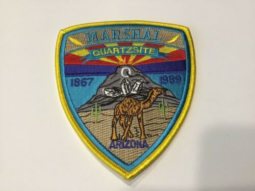 MARSHAL QUARTZITE PATCH