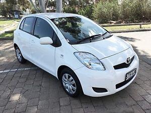 2011 Toyota Yaris Hatchback Vale Park Walkerville Area Preview