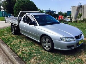 Holden Commodore VZ Ute 2005 One Tonner Manual Kellyville The Hills District Preview