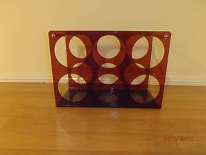 Wine holder from Domayne Minchinbury Blacktown Area Preview