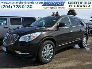 2014 Buick Enclave Leather AWD 7 Pass Option *Blind Side* *Backu