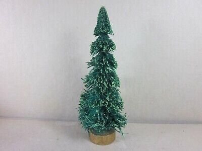 Dollhouse Accessories Miniature Evergreen Christmas Tree 4 1/2