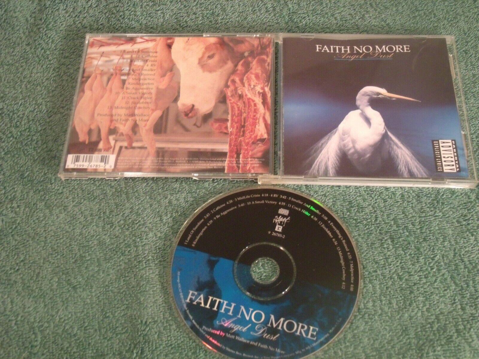 FAITH NO MORE- ANGEL DUST PA  - $2.00