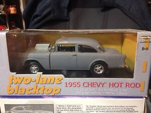 THE DIECAST CENTER IN ST CATHARINES  55 chevy two lane blacktop