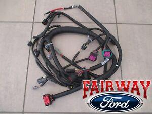 ford engine wiring harness ebay03 04 super duty oem ford engine wiring harness 6 0l 1 30