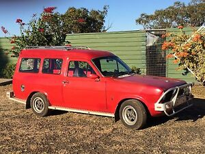 1977 Ford Escort Van, goes great, will do road worthy. Dalby Dalby Area Preview