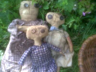 weird  dolls