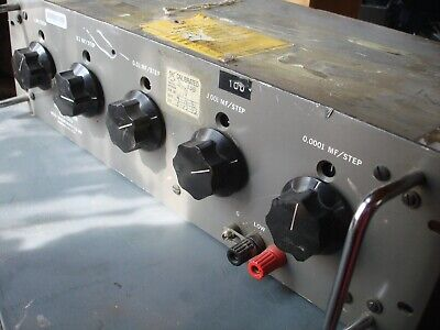 Freed Decade Capacitor Type 1353