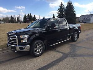 2015 Ford F-150 XTR 4x4 With Fx4 Package