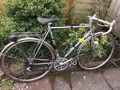 mens used road bicycle