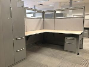 Modular Office Workstations or Cubicles