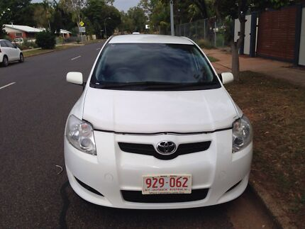 2008 Toyota Corolla Conquest, Auto Leanyer Darwin City Preview