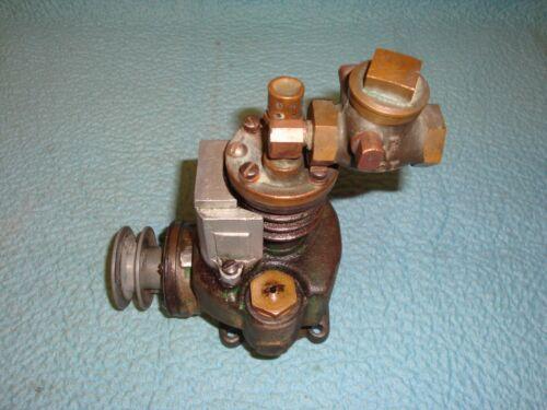 Vintage Buell Air Horn Compressor