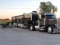 Look for a RV lot for my Rig
