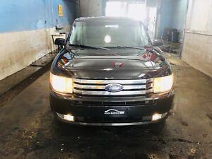 2009 Ford Flex SEL AWD  6 passage V6 194000km 3999$