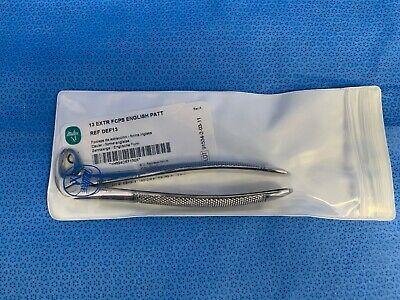Miltex Integra Def13 13 English Patt Extracting Forceps Dental Surgical