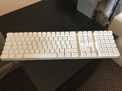 Genuine Apple A1016 Keyboard Bluetooth Uk Layout