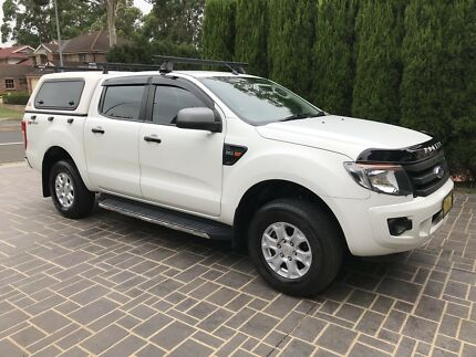 Ford Ranger PX 2015 2.2 Turbo Diesel Dual Cab Cherrybrook Hornsby Area Preview